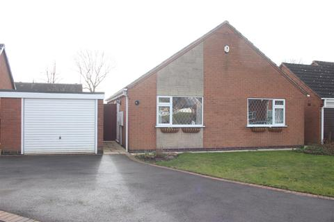 2 bedroom detached bungalow for sale - Barlestone Drive, Hinckley