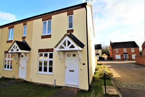 2 bedroom end of terrace house for sale - Lampeter Road, Oakhurst, Swindon
