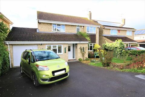 4 bedroom detached house for sale - Chudleigh, Freshbrook, Swindon