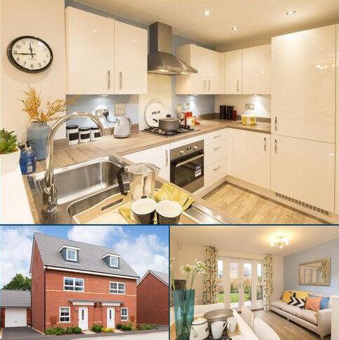 4 bedroom semi-detached house for sale - Plot 163, Kingsville at Park Edge, Doncaster, Wheatley Hall Road, Doncaster, DONCASTER DN2