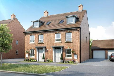 4 bedroom semi-detached house for sale - Plot 3, Rochester at Orchard Green @ Kingsbrook, Aylesbury Road, Bierton HP22