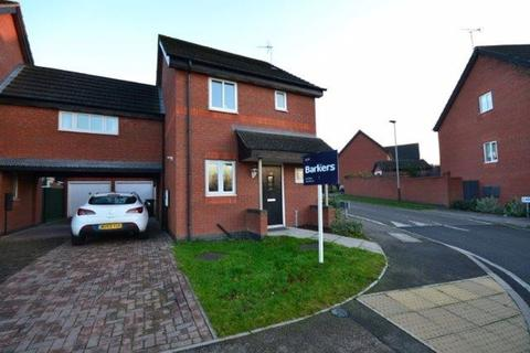 3 bedroom detached house to rent - Southernhay Avenue, Stoneygate, Leicester, LE2 3TU