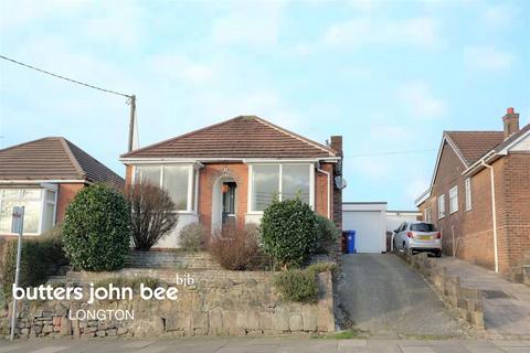 2 bedroom bungalow for sale - Longton Hall Road, Blurton, ST3 2EJ