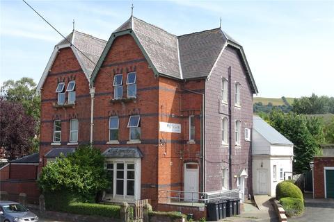 1 bedroom flat - Nythfa, New Road, Newtown, Powys, SY16