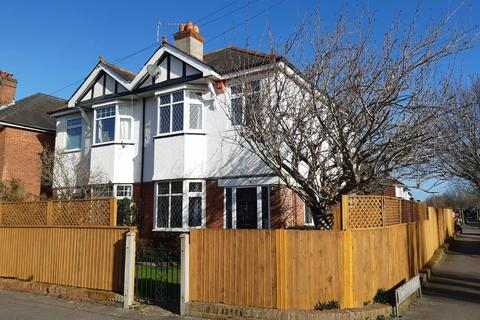 3 bedroom semi-detached house for sale - Warnford Road, Bournemouth, BH6