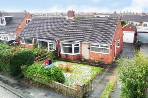 2 bedroom semi-detached bungalow for sale - Larchfield,York, North Yorkshire, YO31 1JS