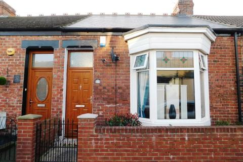 2 bedroom terraced bungalow for sale - ST LEONARD STREET, HENDON, SUNDERLAND SOUTH
