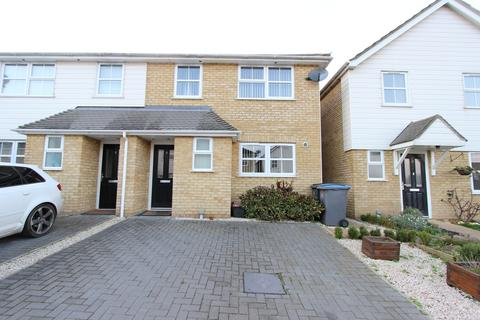3 bedroom end of terrace house for sale - St James Close, Deal, CT14