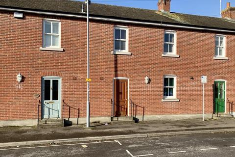3 bedroom terraced house for sale - East Borough, Wimborne, BH21 1UX