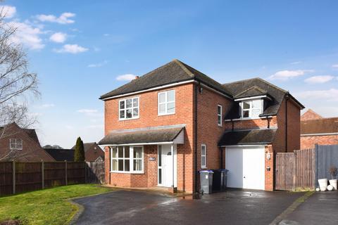 5 bedroom detached house for sale - Chalk Hill, Shrewton, Salisbury, SP3 4EU