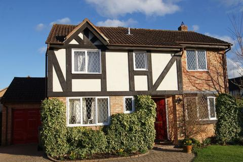 4 bedroom detached house for sale - Holmer Crescent, Up Hatherley, GL51