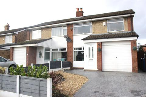 3 bedroom semi-detached house for sale - Cambourne Drive, Hindley Green, Wigan, Greater Manchester, WN2