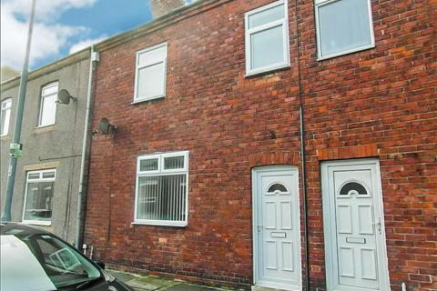 2 bedroom terraced house to rent - Milburn Road, Ashington , Ashington, Northumberland, NE63 0NF