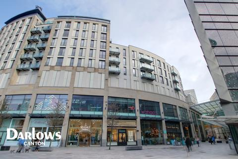 2 bedroom flat for sale - The Hayes, Cardiff