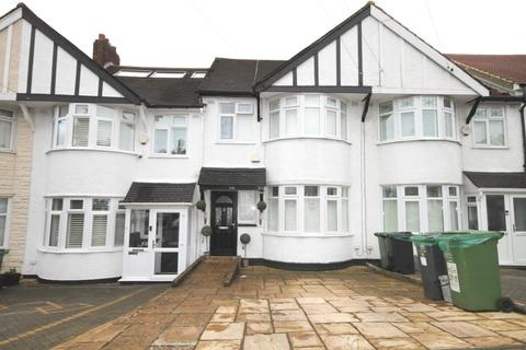 3 bedroom terraced house to rent - Selworthy Road, London SE6