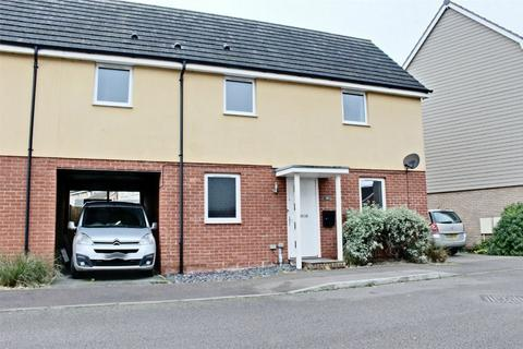 3 bedroom end of terrace house for sale - Upper Cambourne, CAMBRIDGE