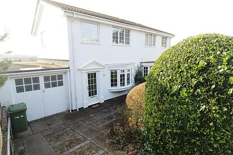 4 bedroom semi-detached house for sale - Woodfield Road, Talbot Green, Pontyclun, Rhondda, Cynon, Taff. CF72 8JF
