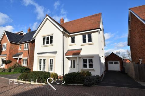 4 bedroom detached house for sale - Hodgson Way, Gilston