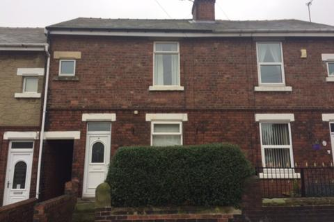 2 bedroom semi-detached house to rent - 19 Bentley Road, Bramley, Rotherham S66 1UJ
