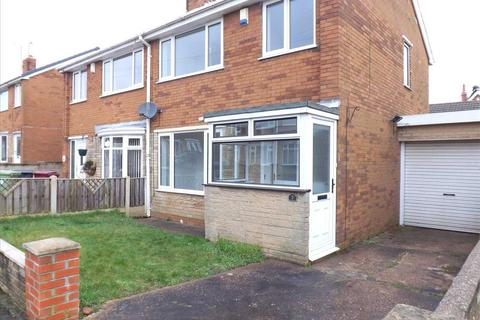 3 bedroom semi-detached house to rent - Bramlyn Close, Chesterfield