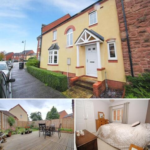 3 bedroom terraced house for sale - Burge Crescent, Cotford St. Luke