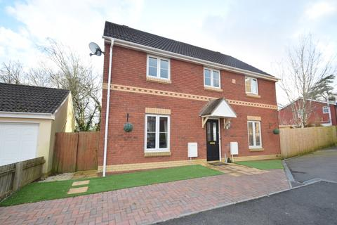 4 bedroom detached house for sale - 12 Cae Gwyllt, Broadlands, Bridgend,  Bridgend County Borough, CF31 5FF