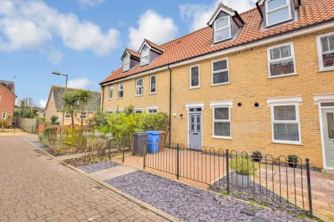 3 bedroom townhouse to rent - Masons Close, Ipswich