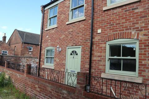 2 bedroom townhouse to rent - Queen Street, Market Rasen