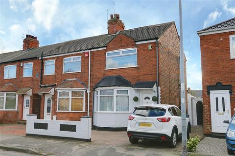 3 bedroom end of terrace house for sale - Seaton Road, Hessle, East Yorkshire, HU13