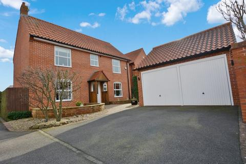 4 bedroom detached house for sale - Archers Field, Southwell