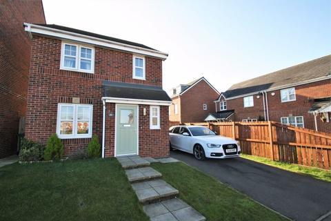 3 bedroom detached house for sale - Faraday Drive, Stockton, TS19 8NY