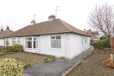 2 bedroom semi-detached bungalow for sale - Birchgate Road, Linthorpe
