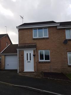2 bedroom semi-detached house to rent - Tlysfan, Fishguard