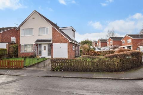 4 bedroom detached house for sale - Claverton Close, Higher Runcorn