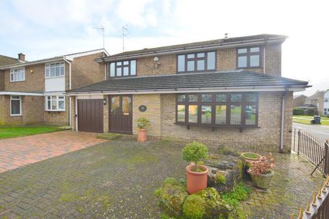 5 bedroom detached house for sale - Pevensey Close, Putteridge, Luton, Bedfordshire, LU2 8HU