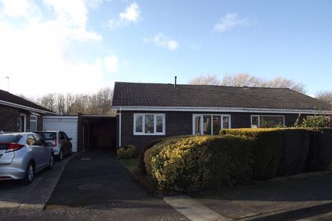 3 bedroom semi-detached bungalow for sale - Minting Place, Cramlington