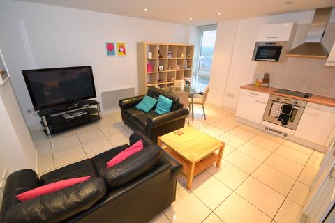 1 bedroom flat to rent - Prospect Place, Lady Isle House, Cardiff Bay, Cardiff