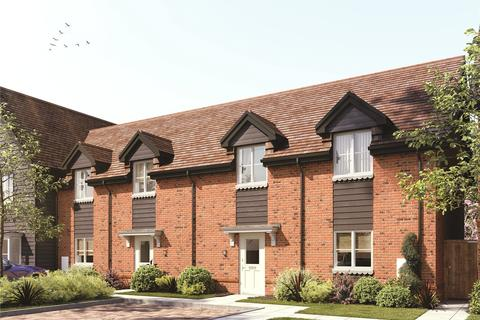 3 bedroom terraced house for sale - Plot 6, The Rousham,Parklands Manor, Besselsleigh, Oxfordshire, OX13