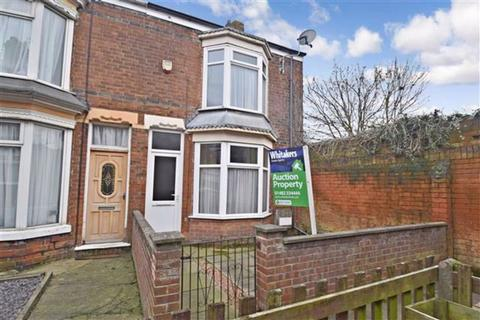 2 bedroom end of terrace house for sale - Chestnut Avenue, Montrose Street, Hull, HU8