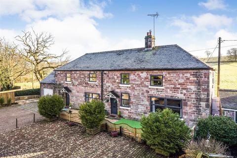 4 bedroom detached house for sale - Abbey Road, Wetley Rocks