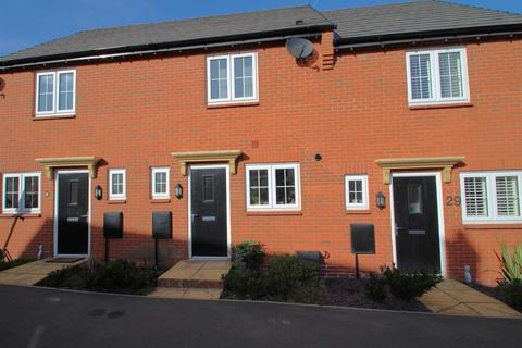 2 bedroom terraced house for sale - Elderberry Drive, Rothley, Leicester