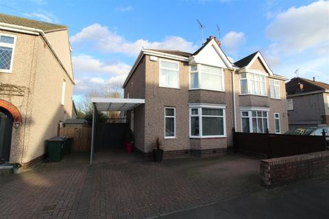 3 bedroom semi-detached house for sale - Larch Tree Avenue, Lime Tree Park, Coventry