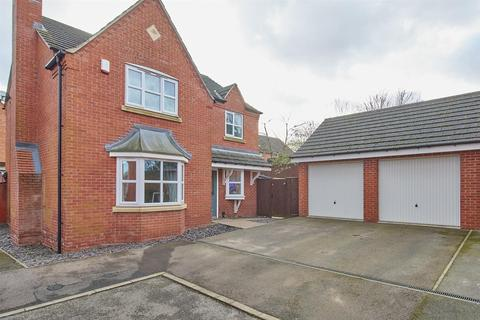 4 bedroom detached house for sale - Pickering Place, Burbage, Hinckley