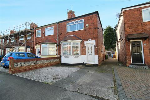 2 bedroom end of terrace house for sale - Seaton Road, Hessle