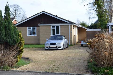 3 bedroom detached bungalow for sale - Cedar Drive, Wimborne, Dorset