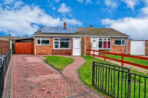 2 bedroom semi-detached bungalow for sale - Hobbs View, Brereton, Rugeley