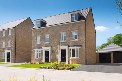 4 bedroom end of terrace house for sale - Plot 125, Millwood at Emmet's Reach, Birkenshaw, Heathfield Lane, Birkenshaw, BRADFORD BD11