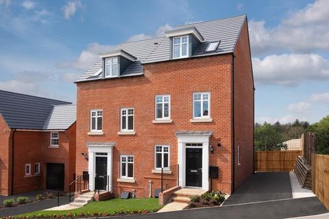 3 bedroom end of terrace house for sale - Plot 96, Greenwood at Emmet's Reach, Birkenshaw, Heathfield Lane, Birkenshaw, BRADFORD BD11