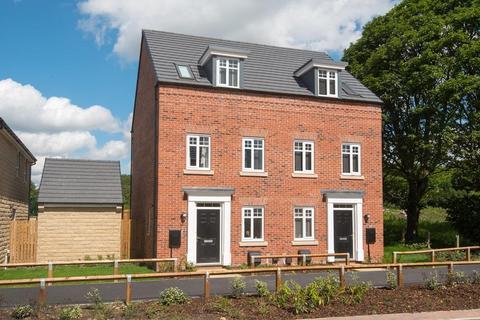 3 bedroom end of terrace house for sale - Plot 95, Greenwood at Emmet's Reach, Birkenshaw, Heathfield Lane, Birkenshaw, BRADFORD BD11