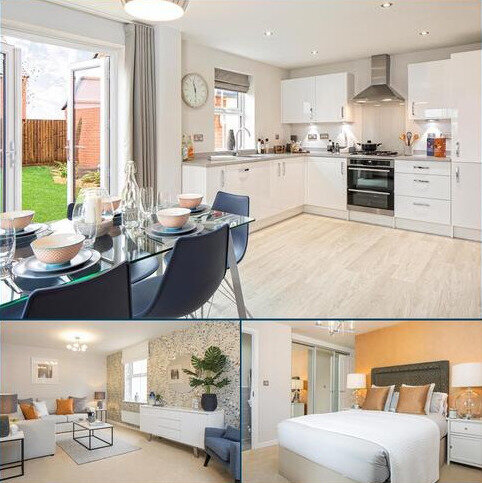 3 bedroom detached house for sale - Plot 155, Hadley at Ladden Garden Village, Off Leechpool Way, Yate, BRISTOL BS37
